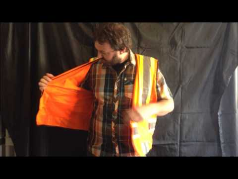 Sierra Survey Safety Vest