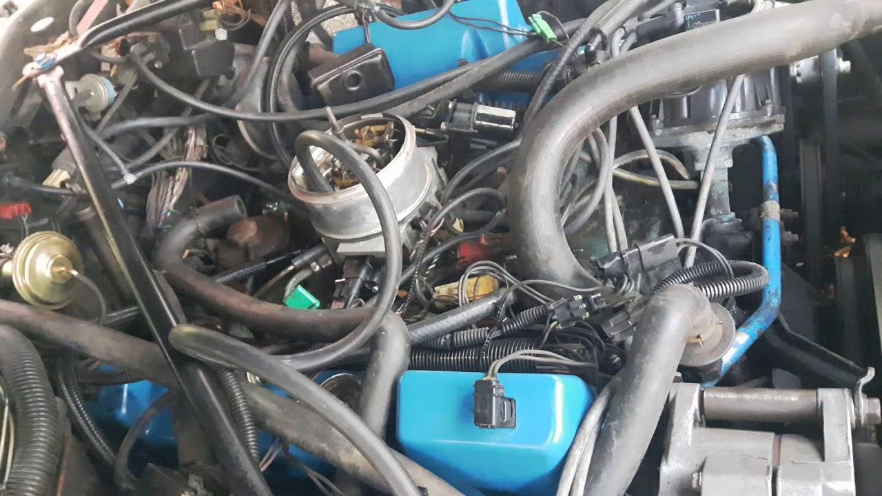 Cadillac Dfi 368 Lean Condition