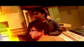 Making of Kochadaiyaan Background Music By A.R.Rahman