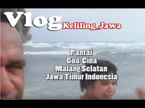 vlog-pantai-goa-cina-malang-(holiday-today)
