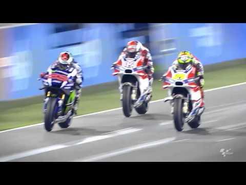 2016 Qatar - Ducati in action