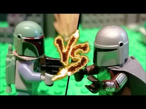 LEGO Star Wars Boba Fett vs. The Mandalorian (interactive Video)