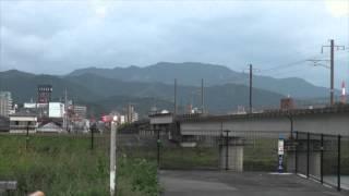 2013年10月16日、前日から運行を始めたJR九州の豪華列車 ななつ星in九州...