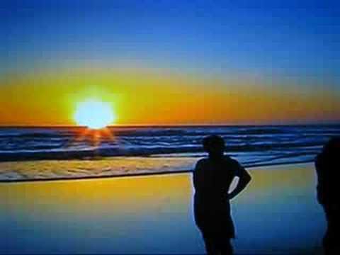 Ocean Sunset at Sunset State Beach, CA