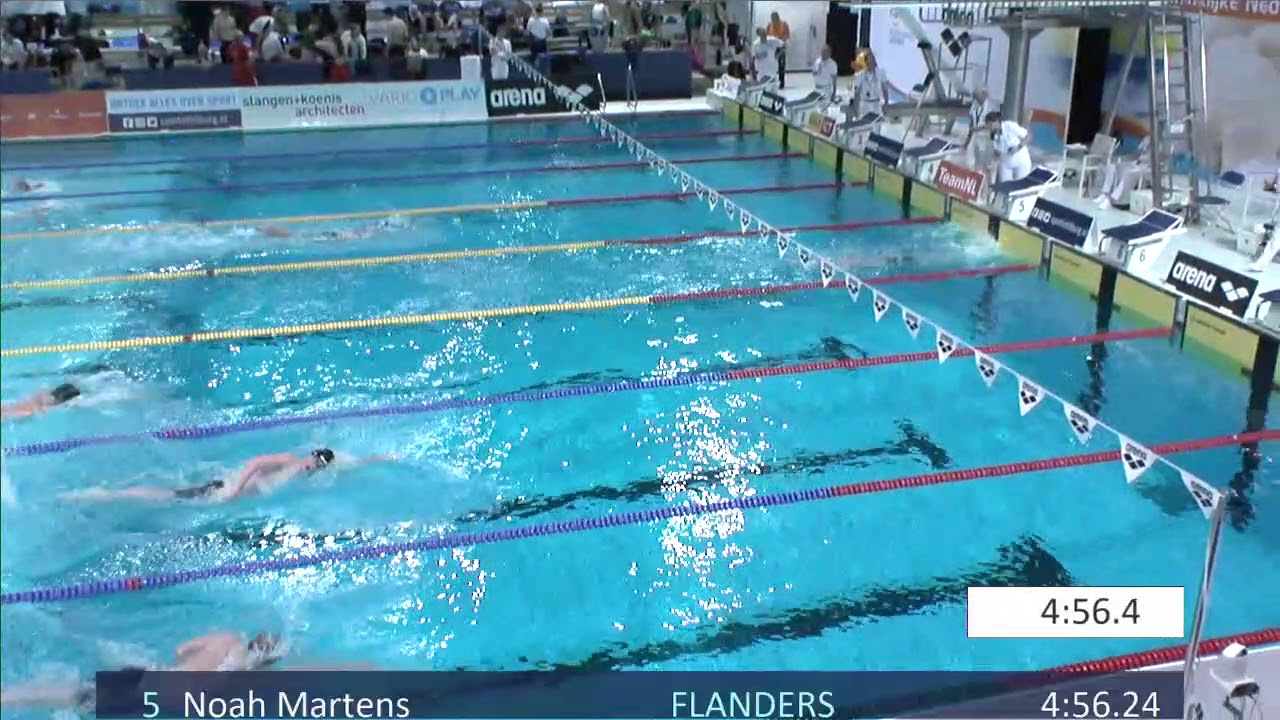 Men m freestyle onk kb tilburg zwemmen youtube