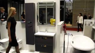 Мебель в ванную комнату Roca Gap на МосБилд - 2013(Подробнее о Roca - http://san-premium.ru/catalog/producers/detail/157/ В прошлом (2012-м) году на МосБилде уже была коллекция мебели Roca..., 2013-05-12T09:31:28.000Z)