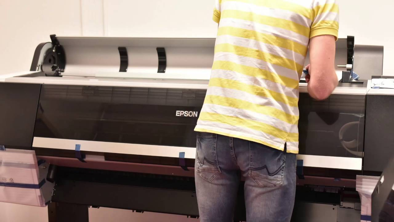 Epson SureColor SC-P8000 STD(C11CE42301A0) A0 Wide Format Printer
