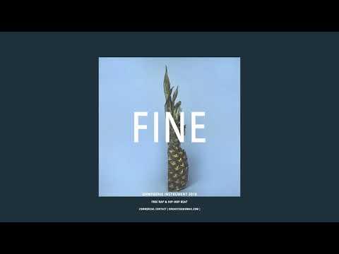 "[FREE] 스트릿한 힙합 비트 | ""FINE"" | Rap & Hip-Hop Type Beat Instrumental"