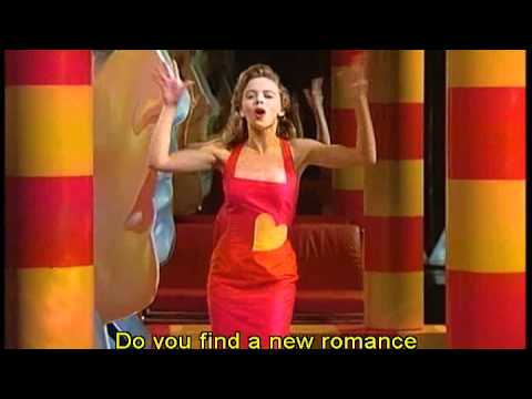 Kylie Minogue - Hand on Your Heart (subtitles)