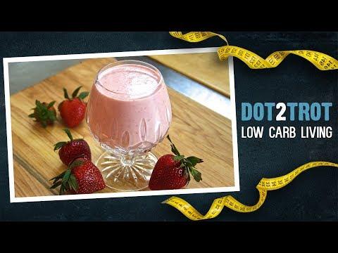the-perfect-keto-strawberry-smoothie