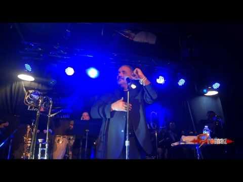 Willie Colon En vivo Toronto 2014 Gitana