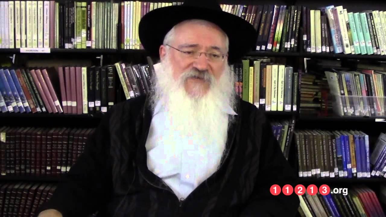 Rabbi manis friedman dating