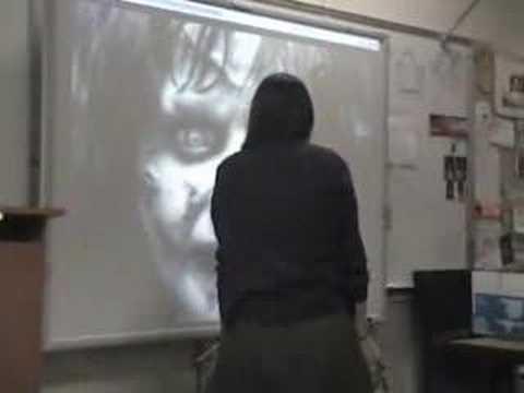 Teacher Pranks Students and a Teacher - YouTube