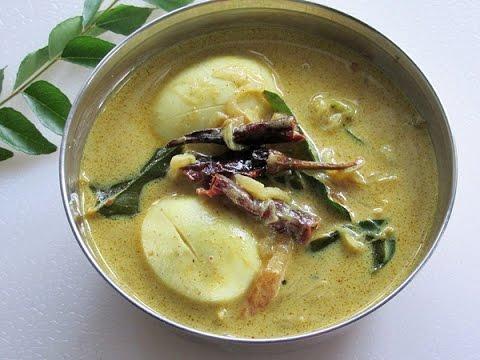 Nadan Mutta Curry - Kerala Egg Curry With Coconut Milk | Nisa Homey