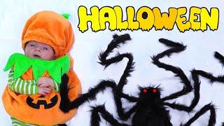 Детская песня на Хэллоуин. Песни для детей от Майи и Маши