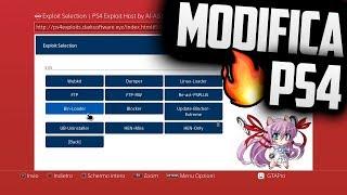 MODIFICARE LA PS4! GIOCHI GRATIS + GIOCHI PS2 SU PS4 (METODO SEMPLICE E VELOCE) PS4 5.05 JAILBREAK