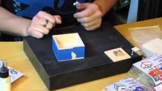 Karakuri Work Kit - Newton Box Highlights