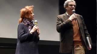 """Agathe Natanson à propos de """"La Maison des Bois"""" - 24 février 2013"""