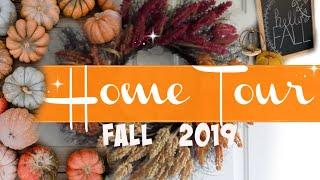 FALL HOME TOUR 2019 / SIMPLE HOME DECOR