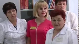 Терапевтическое отделение ЦРБ отметило День медицинского работника