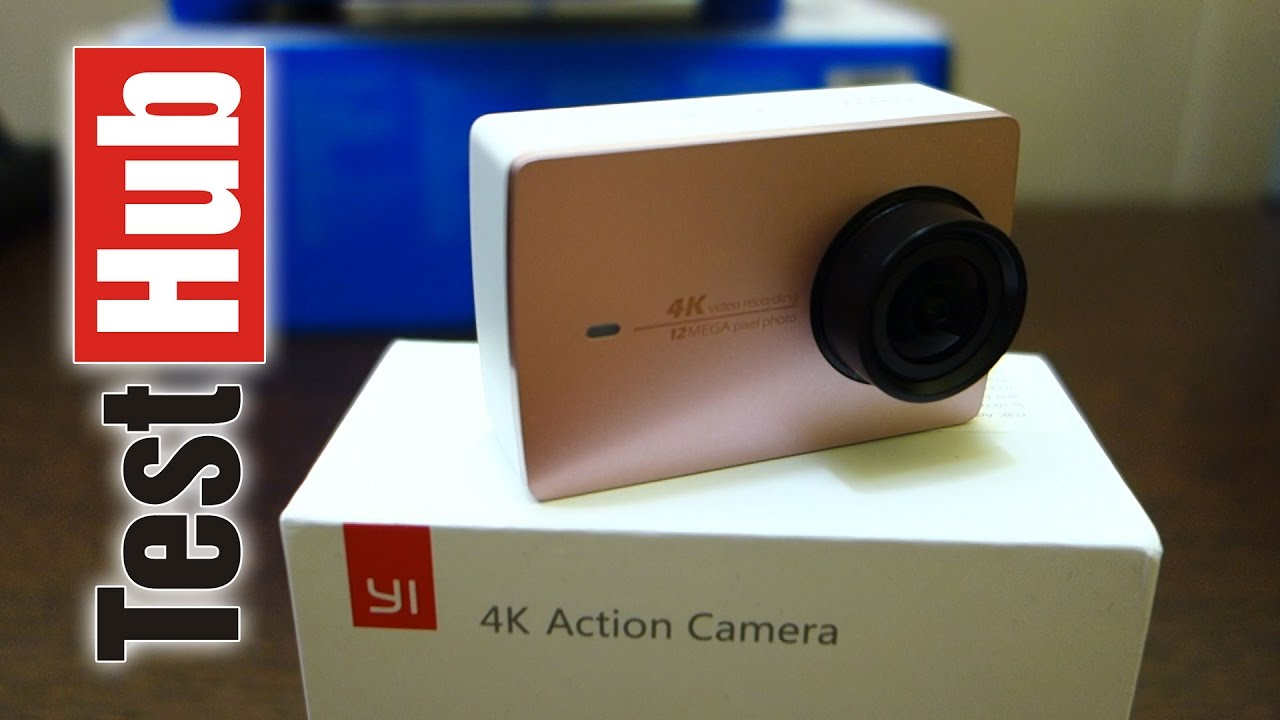yi 4k action camera test vs sony fdr x3000 youtube. Black Bedroom Furniture Sets. Home Design Ideas