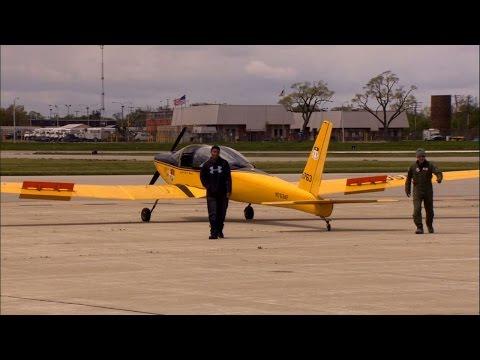 Detroit Fly-In / Luft Gangster   American Black Journal Full Episode