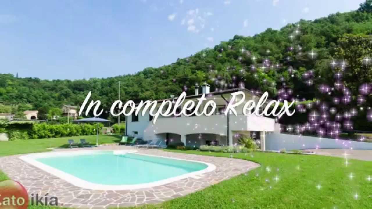 Villa con piscina a costabissara vicenza youtube for Ville con piscina immagini