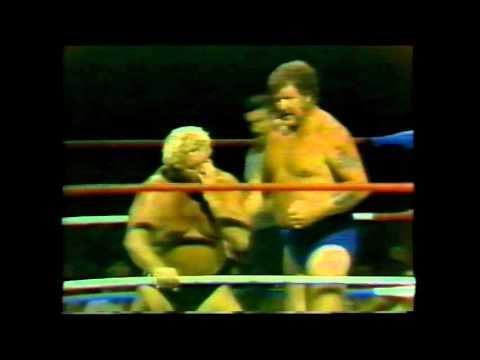 Harley Race vs Dick The Bruiser   WWA   All Star Championship Wrestling