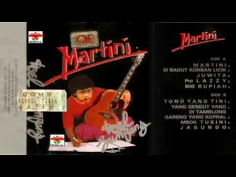 (FULL ALBUM) Doel Sumbang MARTINI (1985)