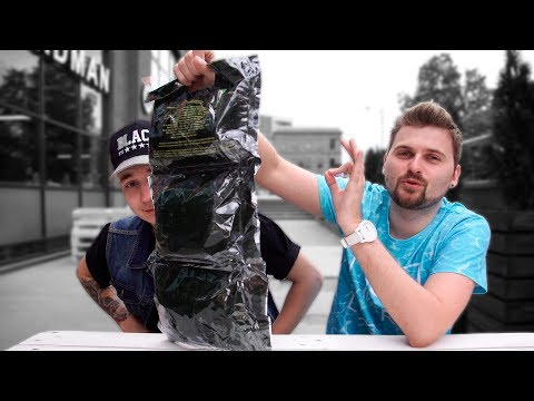 ЧТО ЕДЯТ ВОЕННЫЕ КАЗАХСТАНА / ОБЗОР ИРП / СУХПАЕК