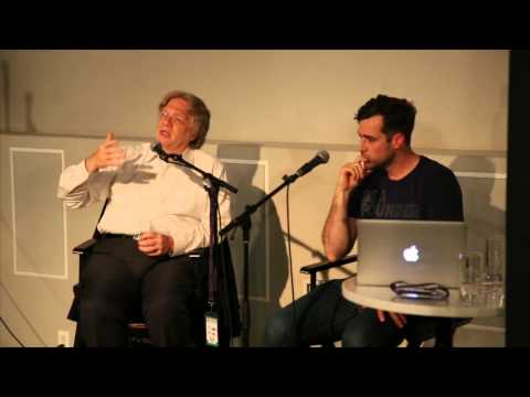 The UX of VC & Angel Investing with Phin Barnes and David Rose at Northside Festival