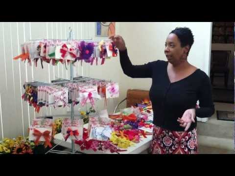 How to start your own Hairbow Business #crafts #handmade #homebusiness