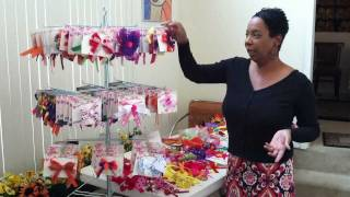 How to start your own Hairbow business