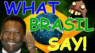 What does brasil say? - What does a fox say?