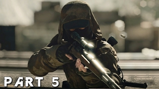 SNIPER ELITE 4 Walkthrough Gameplay Part 5 - Vengeance (Campaign)
