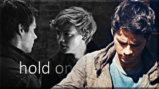 newt & thomas | hold on, i still need you. [+tdc]