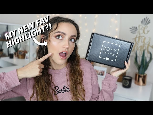 June Boxycharm Unboxing (Try-on Style) | 2019