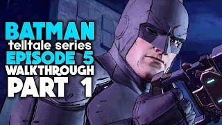 caging the BIRD   Batman Telltale Episode 5 Walkthrough Part 1 (1080P 60FPS) Let