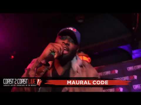 Maural Code Performs at Coast 2 Coast LIVE | Toronto Edition 9/30/17