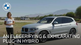 homepage tile video photo for The Ultimate Plug-In Hybrid | BMW X3 | BMW USA