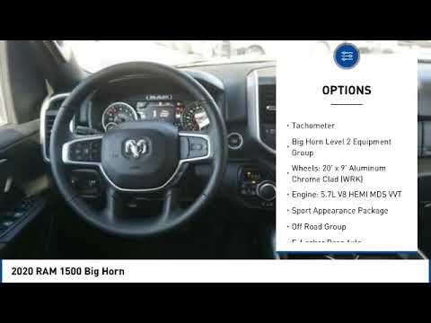 2020 RAM 1500 Fort Collins CO 6760P