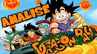 Goku Criança!! Opinião Dragon Ball Clássico