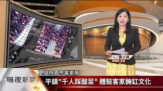 平鎮「千人踩酸菜」 體驗客家醃缸文化【客家新聞20171210】