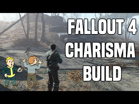 Fallout 4 Builds - The Speechifier - Best Pure Charisma Build