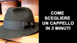 L'accessorio intramontabile: il cappello di feltro!