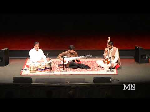 North Indian Classical Music Performance at Cal Poly