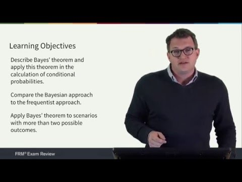 Wiley FRM Exam Review: Bayesian Analysis