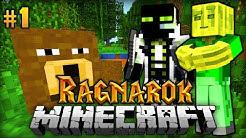 Aller Anfang ist BÄR - Minecraft Ragnarok #001 [Deutsch/HD]