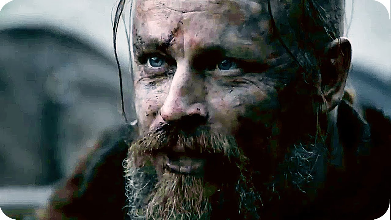 vikings trailer