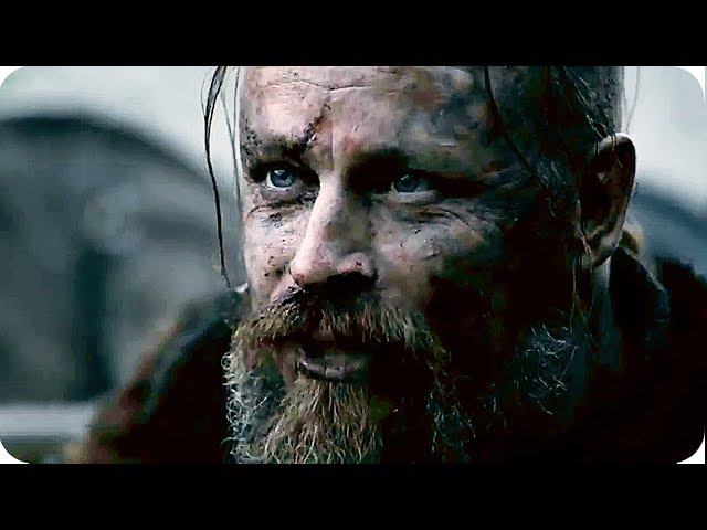 VIKINGS Season 5 TRAILER Comic Con (2017) History Series